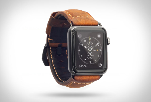 Apple Watch Leather Strap | By Nomad | Image