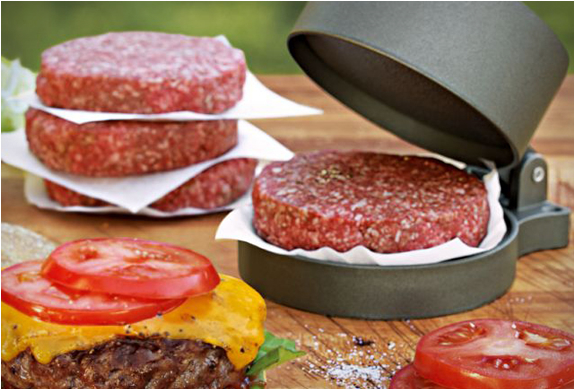 Non-stick Hamburger Press | By Weston | Image