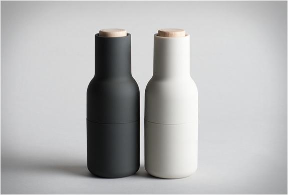 bottle grinder by menu. Black Bedroom Furniture Sets. Home Design Ideas