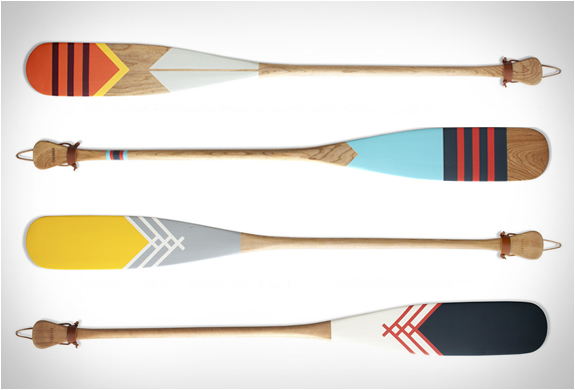 ARTISAN CANOE PADDLES | BY NORQUAY | Image