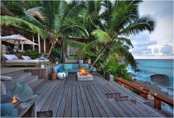 NORTH ISLAND ECO-LODGE | SEYCHELLES | Image
