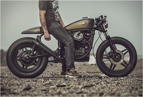 HONDA CX500 CAFE RACER | BY NOZEM AMSTERDAM | Image