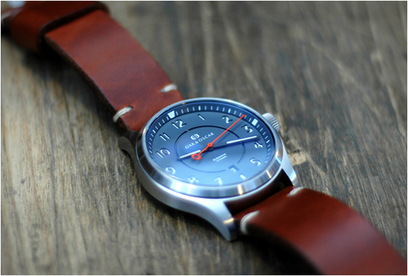 BURNHAM WATCH | BY OAK & OSCAR | Image