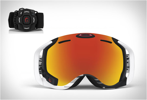 OAKLEY AIRWAVE GOGGLE | Image
