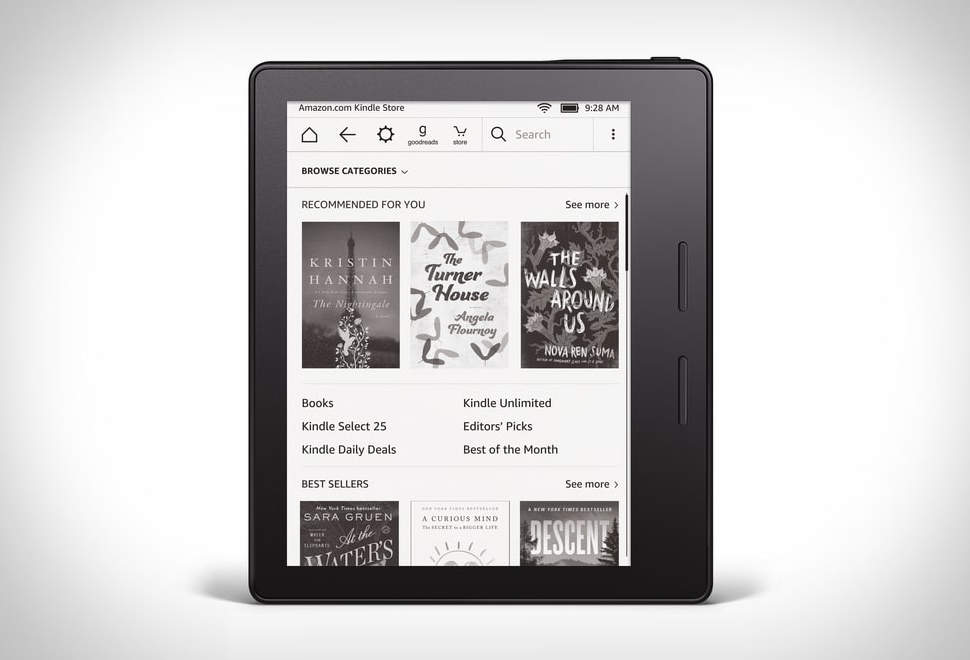 OASIS WATERPROOF KINDLE | Image