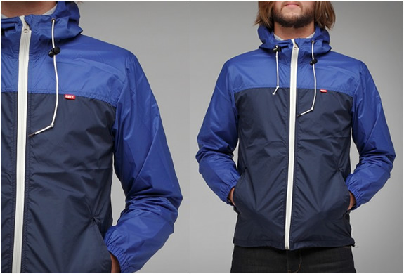STANDARD ISSUE WINDBREAKER | BY OBEY | Image