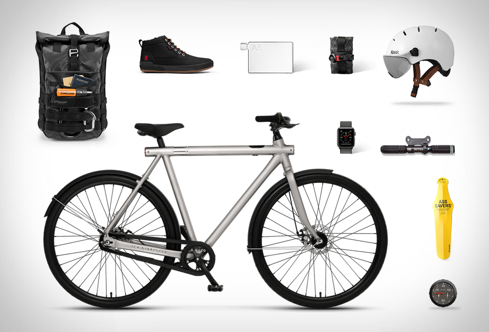 OCTOBER 2017 BIKE COMMUTER GEAR | Image