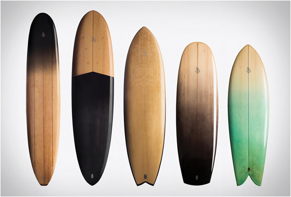 OCTOVO X TILLEY SURFBOARDS | Image