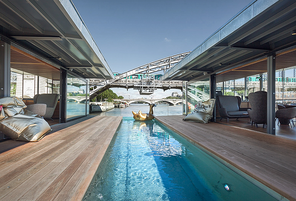 OFF Floating Hotel Paris | Image