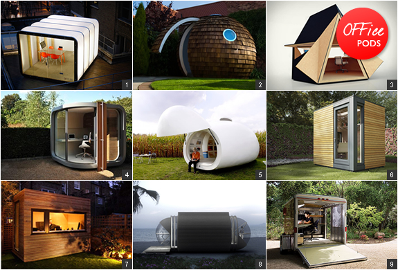 OFFICE PODS | Image