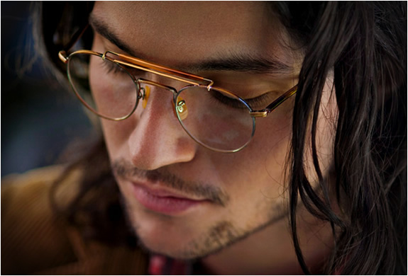 THESOLOIST ROUND EYEWEAR | BY OLIVER PEOPLES | Image