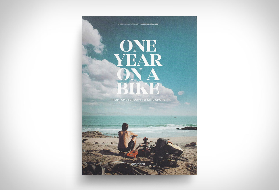 One Year on a Bike | Image