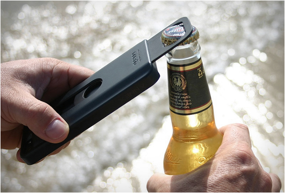 Opena | Iphone 5 Bottle Opener Case | Image