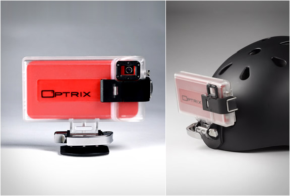 Optrix Hd | Iphone Action Sports Case | Image