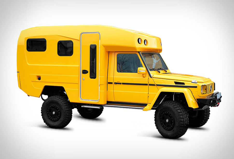ORANGEWORK EXPEDITION VEHICLE | Image