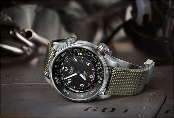 ORIS BIG CROWN PROPILOT ALTIMETER | Image