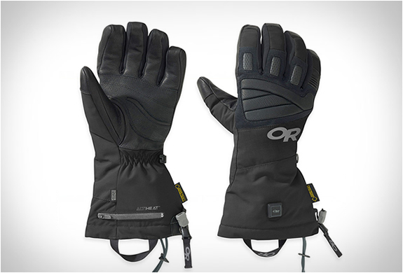 LUCENT HEATED GLOVES | BY OUTDOOR RESEARCH | Image