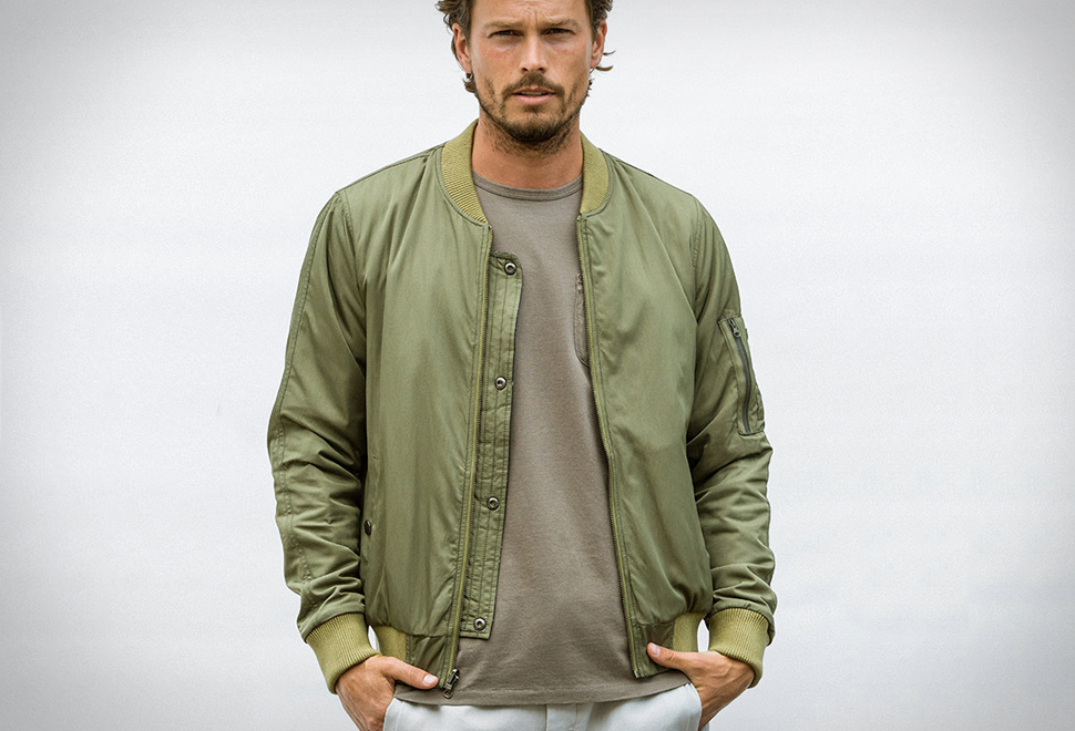 OUTERKNOWN EVOLUTION FLIGHT JACKET | Image