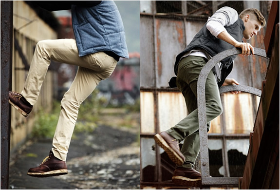 AUTUMNWEIGHT 60/30 CHINO | BY OUTLIER | Image