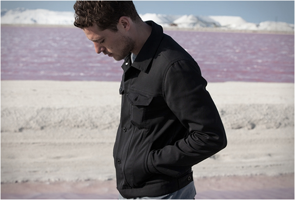 SHANK JACKET | BY OUTLIER | Image