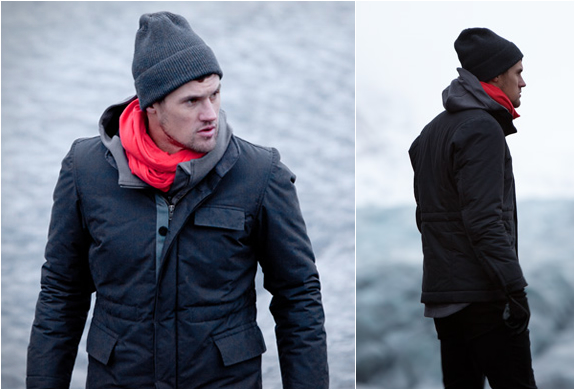 SUPERMARINE SOFT CORE JACKET | BY OUTLIER | Image
