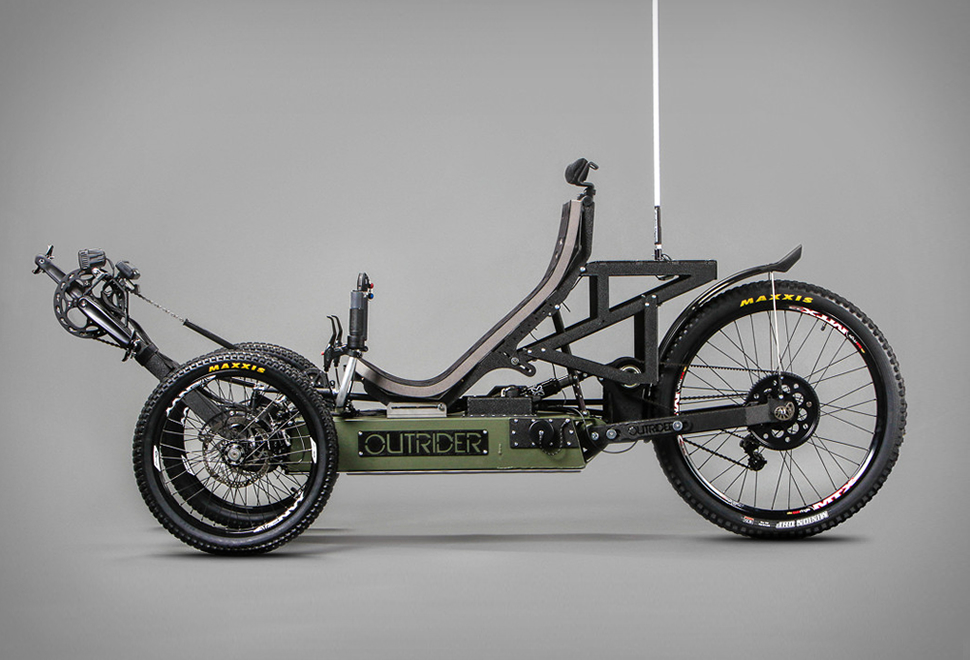 OUTRIDER ELECTRIC ADVENTURE VEHICLE | Image