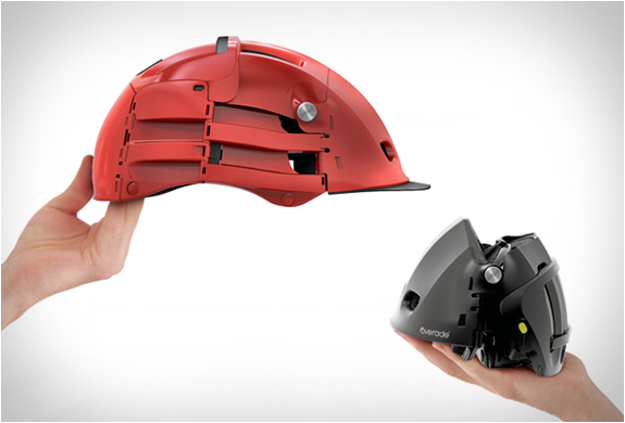 Overade | Foldable Bike Helmet | Image