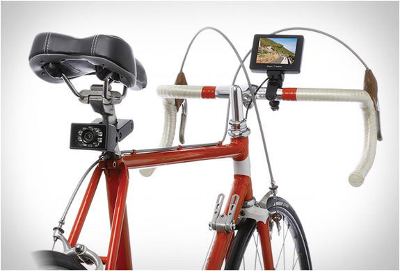 Owl 360 | Bicycle Rearview Camera | Image