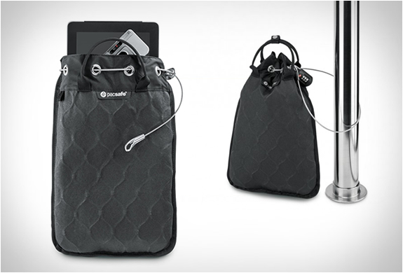PORTABLE TRAVELSAFE | BY PACSAFE | Image