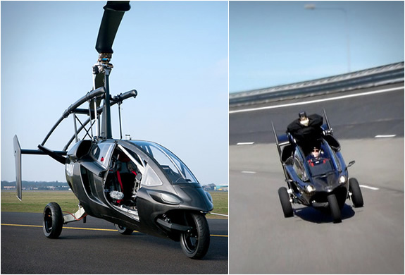 Pal-v | Personal Air And Land Vehicle | Image
