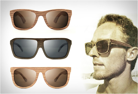 PALO | WOODEN SUNGLASSES | Image