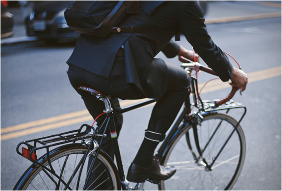 COMMUTER SUIT | BY PARKER DUSSEAU | Image