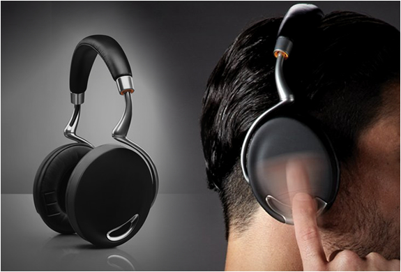PARROT ZIK | TOUCH BLUETOOTH HEADPHONES | Image