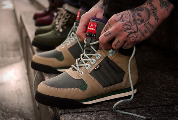 PATTA X KANGAROOS HIKING BOOT COLLECTION | Image