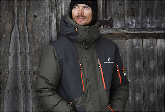 Excursion Parka | By Peak Performance | Image