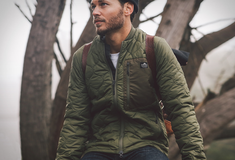 PENFIELD OAKDALE JACKET | Image