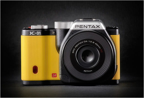 PENTAX K-01 | BY MARC NEWSON | Image