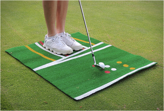 Perfect Pitch Golf Mat | Image