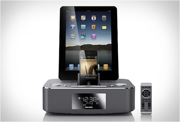 PHILIPS DUAL DOCKING SYSTEM | Image
