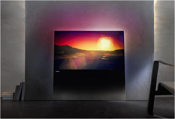 philips designline 3d tv. Black Bedroom Furniture Sets. Home Design Ideas