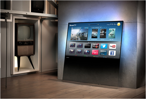 PHILIPS DESIGNLINE 3D TV | Image