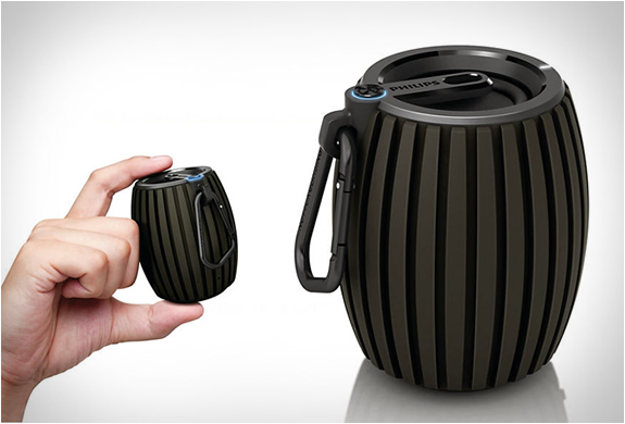 PHILIPS SOUNDSHOOTER | WIRELESS PORTABLE SPEAKER | Image