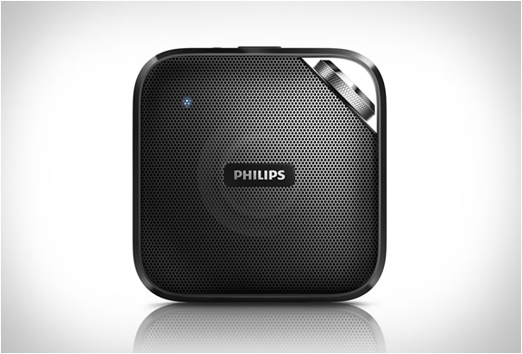 PHILIPS WIRELESS PORTABLE SPEAKER | Image