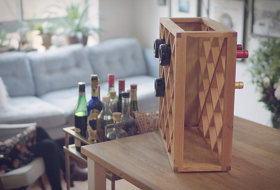 PINETTI WINE RACK | Image