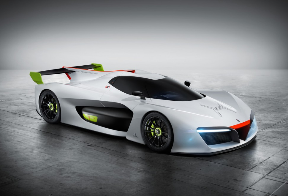 PININFARINA H2 SPEED | Image