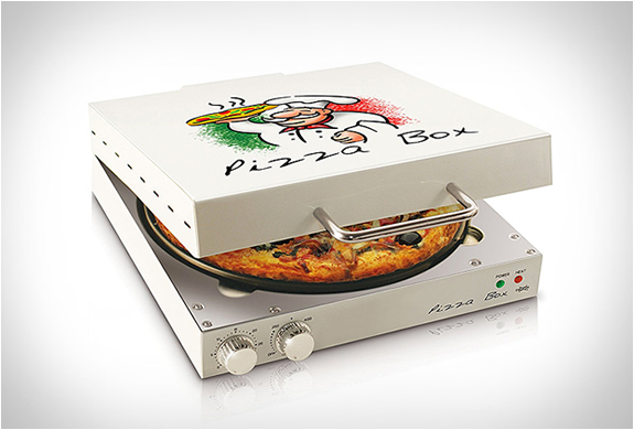 PIZZA BOX OVEN | Image