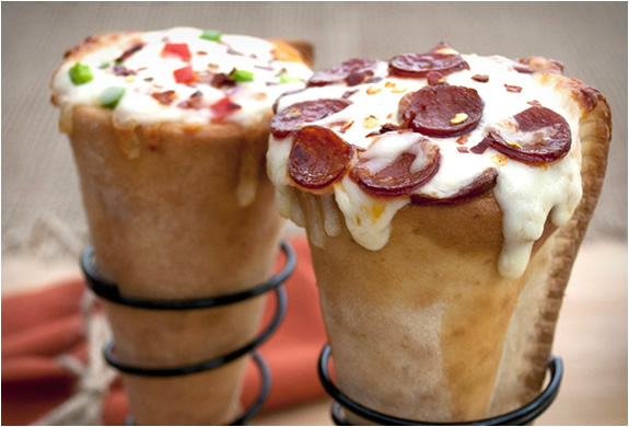 Pizza Cone Food Truck Utah
