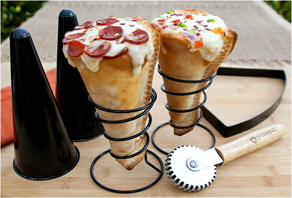 PIZZA CONES | BY PIZZACRAFT | Image