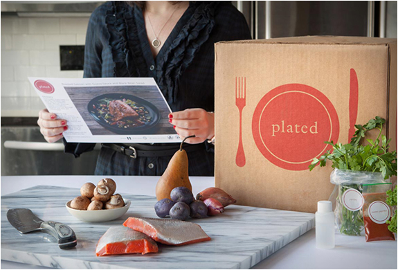 Plated Food Delivery | Image