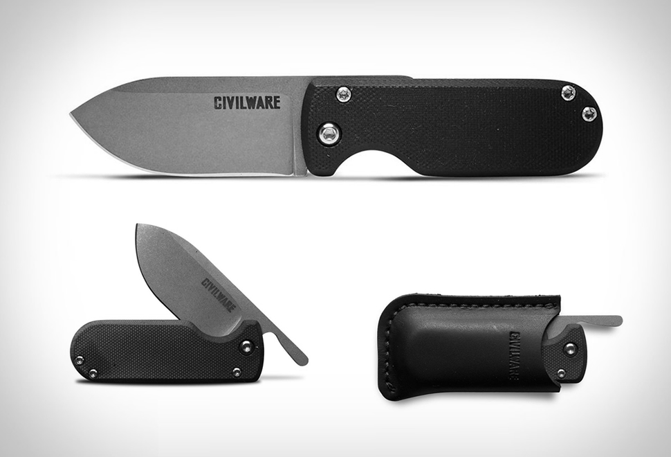 Civilware Pointer Knife | Image